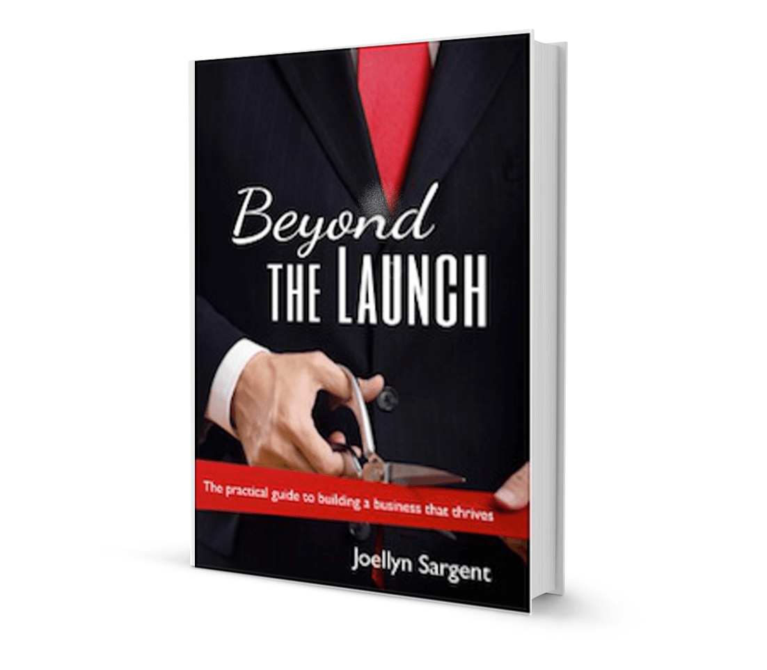 Beyond the Launch book